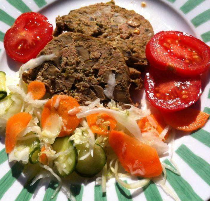 Gombás pulyka – 600 kalóriás fogyókúrás receptek